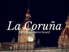City guide of La Coruña, North West of Spain