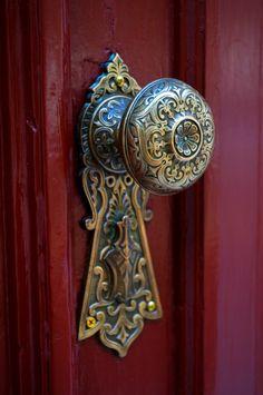 Boutons de porte datant
