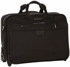 Briggs & Riley  17 Inch Executive Expandable Rolling Briefcase,Black,13.5x17.8x8 Briggs & Riley. $367.20