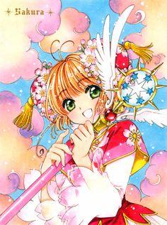 Cardcaptor Sakura, Princess Zelda, Tumblr, Illustration, Anime, Fictional Characters, Clamp, Connect, Bond