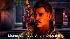 """My new motto."" Dorian. Just yes."