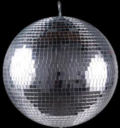 "Eliminator Lighting 8"" DJ Party Disco Mirror Ball"