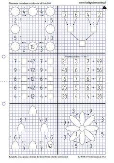 Mnożenie i dzielenie w zakresie od 0 do 100 | Drupal Letter O Worksheets, Long Vowel Worksheets, Kindergarten Math Worksheets, Printable Worksheets, Saxon Math, Rough Draft, Writing Process, Fun Math, English Vocabulary