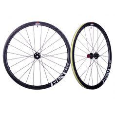 Venn Rev 35 TCD filament wound carbon wheels