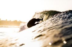 Bow to the wave - Drew Martin Photography