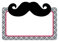 Use these super cool moustache design labels have so many uses. Use to label party bags, organise the classroom, school resources, or as name tags or visitor badges. Name Labels, Name Tags, Visitor Badges, Name Tag Templates, Mustache Theme, Creative Teaching Press, Printable Frames, Mustache Styles, Newborn Toys