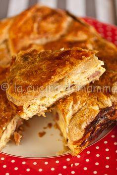 Rustico con pancetta arrosto