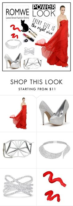 """""""Fabulos ♥"""" by ajla55 ❤ liked on Polyvore featuring Alexander McQueen, Chanel, Messika, Effy Jewelry, Topshop and L'Oréal Paris"""