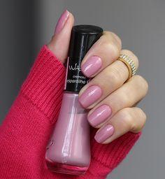 Esmalte Espartilho Vult esmalte rosa
