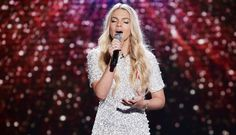 Louisa Johnson belted out a rendition of 'God Only Knows' by the Beach Boys on The X Factor UK 2015 first live shows Saturday, October 31.