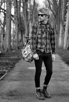 【型男TALK】1460「Dr. Martens」16孔經典馬汀靴怎麼搭配? - Page 3 | manfashion這樣變型男-最平易近人的男性時尚網站
