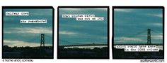 thank you for being a friend - e horne and j comeau a softer world