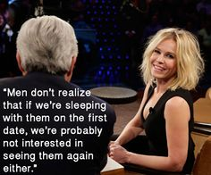 Foto: Chelsea Handler's best quotes EVER. http://marie.cl/6182gHOp