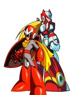 Rockman Central: Myth-Buster #1 - Proto Man e Zero são o mesmo pers...