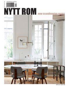 New Scandinavian rooms Coffee Table Books, Scandinavian, Sweet Home, Magazines, Reading Material, Inspiration, Furniture, Home Decor, Decor Ideas