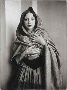 Anaïs Nin, por Brassai