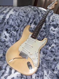 Fender Stratocaster 1961 Blond Ash Body | Reverb