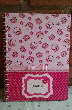Caderno Artes da Malany