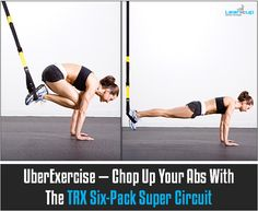 The TRX Six-Pack Super Circuit leverages unstable TRX bands to put tremendous pressure on the entire core (lower abs, upper abs, transverse abdominis), engage muscles you never knew you had, and provide a fresh catalyst to drive robust abdominal growth an Suspension Training, Lower Ab Workouts, Gym Workouts, Ab Exercises, Biceps, Yoga Fitness, Fitness Gear, Psoas Iliaque, Trx Abs