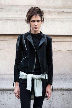Models at Paris Spring 2015