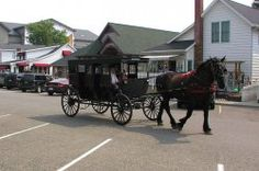 Shipshewana, IN  Amish country shopping and flea market