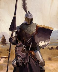 A bunch of knight studies I made this week. Character Concept, Character Art, Concept Art, Character Design, Medieval Art, Medieval Fantasy, Fantasy Armor, Dark Fantasy, Valhalla