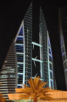 World Trade Center - Bahrain***