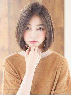 ロンドフィーユ【竹村勇輝】人気No.1大人可愛いボブ - 24時間いつでもWEB予約OK!ヘアスタイル10万点以上掲載!お気に入りの髪型、人気のヘアスタイルを探すならKirei Style[キレイスタイル]で。