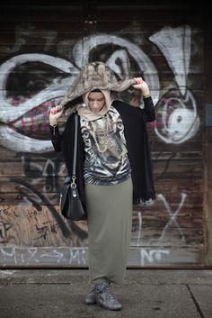 street-hijab-fashion: Melek Birkent