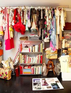 closet, clothing, decor, home sweet home, theselby Closet Space, Walk In Closet, Loft Closet, Smart Closet, Closet Office, Sweet Home, Spare Room, Dorm Room, Dressing Room Closet
