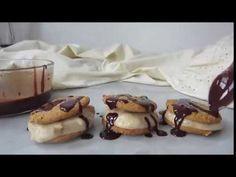 Ice Cream Cookie Sandwiches | fun for kids