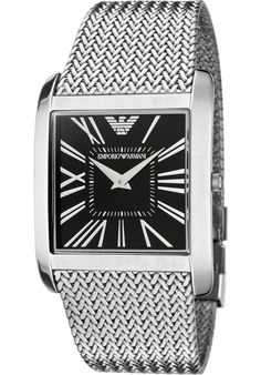Price:$155.40 #watches Emporio Armani AR2013, A true work of art. This Emporio Armani timepiece glows with a unique aura it is sure to be the perfect addition to your timepiece collection.