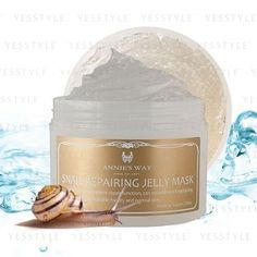Buy 'Annie's Way – Snail Repairing Jelly Mask' with Free International Shipping at YesStyle.com. Browse and shop for thousands of Asian fashion items from Taiwan and more!