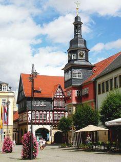 Eisenach (Thüringen) Germany