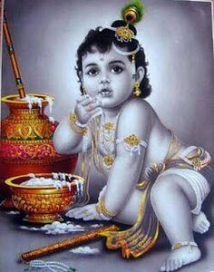Lord Krishna..