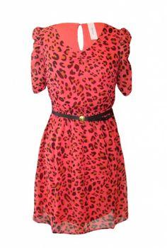 red roar dress #getfussed