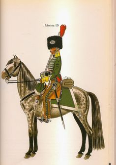 Horse Grenadiers of Fernando VII Lead Soldiers, Toy Soldiers, Fernando Vii, Empire, Spanish Culture, Napoleonic Wars, Martial Arts, Childhood, Army
