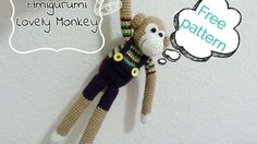 How to crochet lovely Monkey