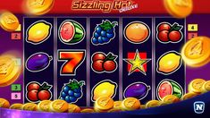Sizzling Hot Deluxe Zdarma ᐈ Sizzling Hot Deluxe Online 2020 Win Line, Vegas Slots, Lucky 7, Casino Games, Slot Machine, Online Casino, Android Apps, Cottages, Free