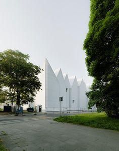 The Philharmonic Hall Szczecin, Szczecin, 2014 - Estudio Barozzi Veiga