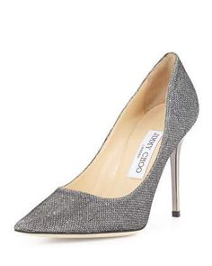 a6600e21fd2 Jimmy Choo Choo  24 7 Metallic Heels