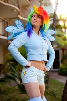 The Colorful World of My Little Pony Cosplay