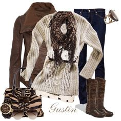 casual comfort, created by stacy-gustin