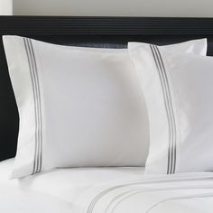 Shop Wildon Home® at AllModern for a modern selection and the best prices. Hotel Style Bedding, Laundry In Bathroom, Bedroom Colors, Bed & Bath, All Modern, Bed Pillows, Master Bedroom, Pillow Cases, Home