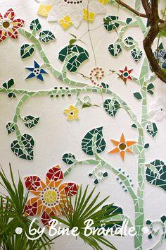mosaik selber machen- entdecken sie dieses zauberhafte handwerk, Garten und erstellen