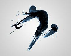 Paint Splatter Movement