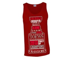 Chicago Blackhawks Stanley Cup Tank