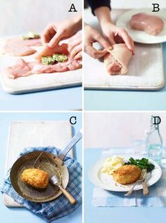 Chicken Kiev || Master this chicken kiev recipe with these foolproof steps.