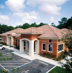 Strip Mall, Commercial Roofing, Beautiful Places, Mansions, House Styles, Home Decor, Decoration Home, Room Decor, Villas