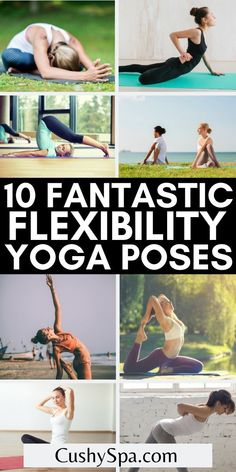 You can get more flexible when you practice these incredible yoga poses for flexibility. These powerful yoga poses will help you develop your flexibility and gain confidence in yoga. #YogaPractice #Flexibility How To Get Better, Recipe Girl, Yoga For Flexibility, How To Gain Confidence, Yoga Lifestyle, How To Do Yoga, Yoga Inspiration, Yoga Poses, Muscle